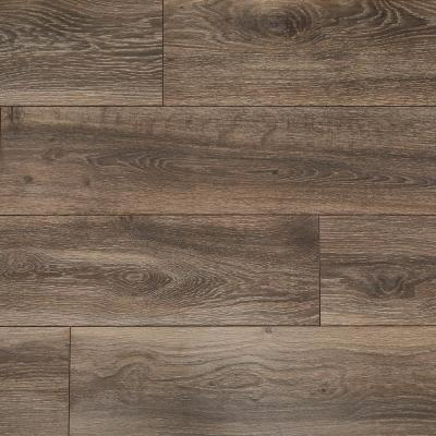 Water Resistant EIR Centennial Oak 8 mm Thick x 7-1/2 in. Wide x 50-2/3 in Length Laminate Flooring (23.69 sq.ft./ case)