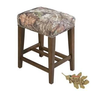 Will Brown Mossy Oak 24 in. Counter Stool