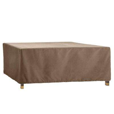 Form Patio Furniture Cover for the Rectangular Dining Table