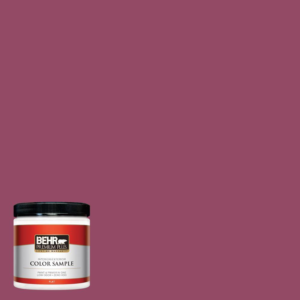 BEHR Premium Plus 8 oz. #P120-7 Glitterati Interior/Exterior Paint Sample