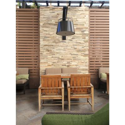 Mediterranean Walnut 6 in. x 12 in. x 1.2 in. Brown Chiseled Travertine Paver Tile (187-Pieces/93.5 Sq. Ft./Pallet)