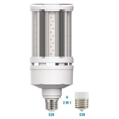 150-Watt Equivalent ED28 HID LED Light Bulb in Daylight