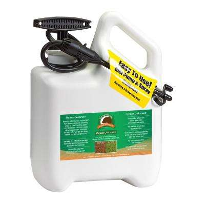 1 Gal. Sprayer Pre-Loaded with Green Grass Colorant