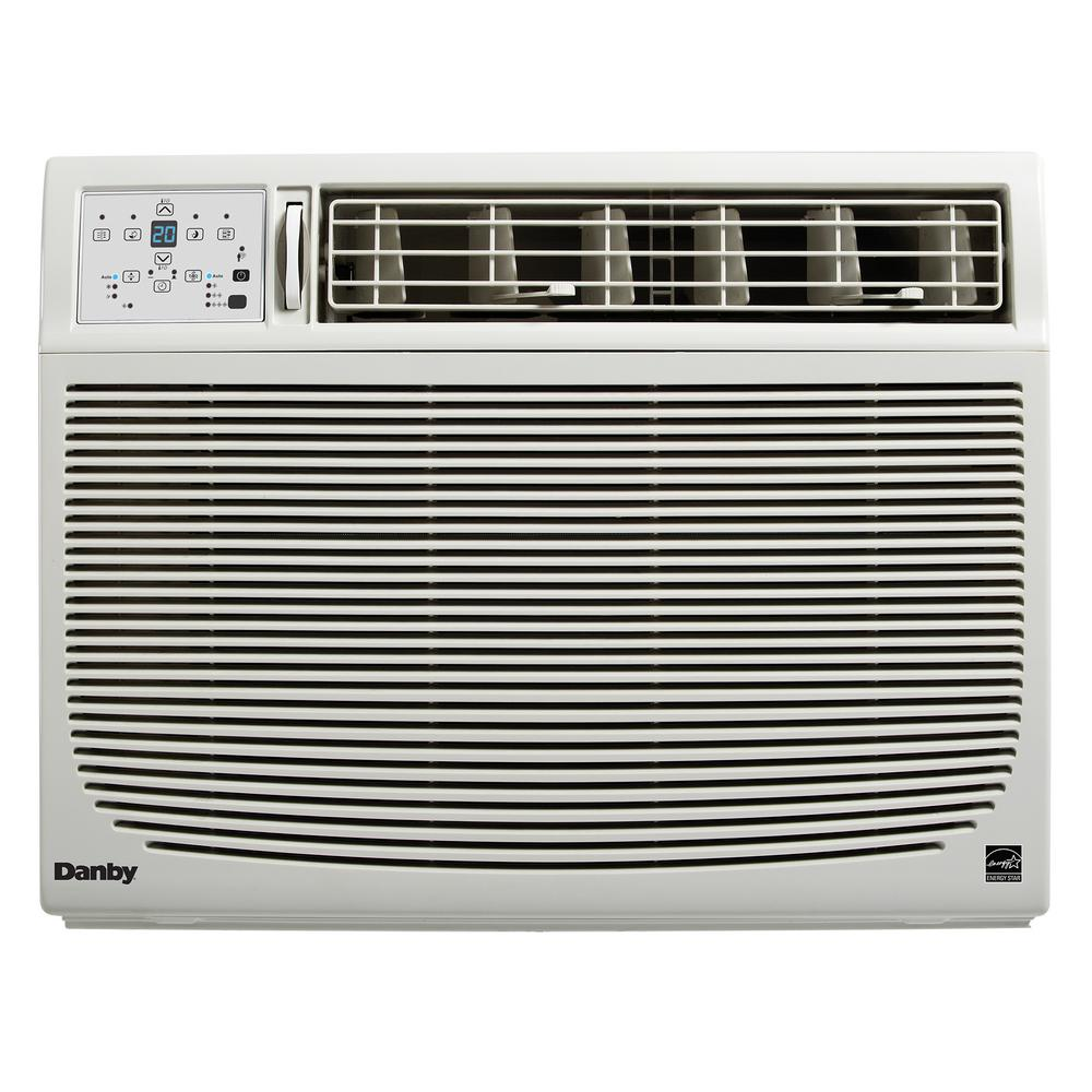25000 BTU Window Air Conditioner with Remote