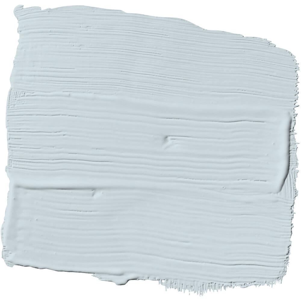PPG Timeless Simply Blue paint color.