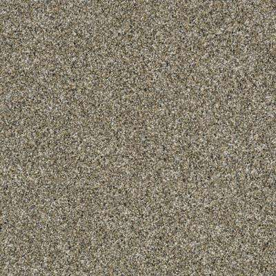 Carpet Sample - Tradeshow II - Color Rocky Path Texture 8 in. x 8 in.