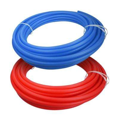 3/4 in. x 300 ft. PEX Tubing Potable Water Pipe Combo - 1 Red 1 Blue