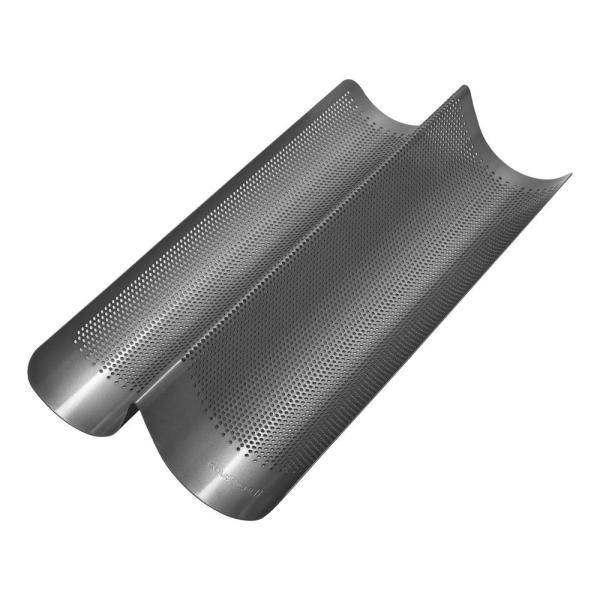 Commercial II Perforated French Bread Pan