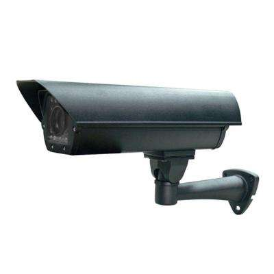 Wired Indoor/Outdoor Sony CCD Automatic Number Plate IR Camera with 650TVL Resolution and 10-40 mm Lens