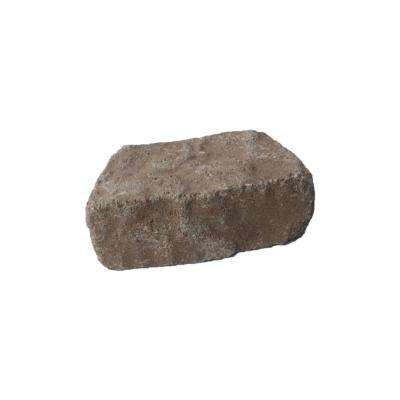 Mini Beltis 3 in. H x 8 in. W x 4 in. D Tan Concrete Sand Hill Retaining Wall Block (378-Piece/Pallet)