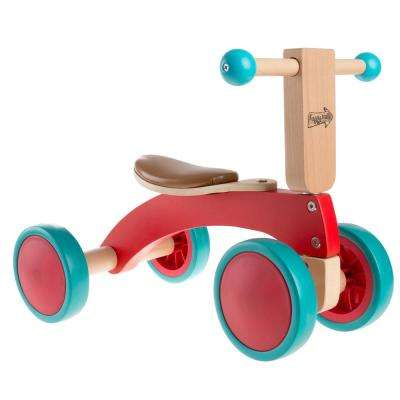Wooden Ride-On