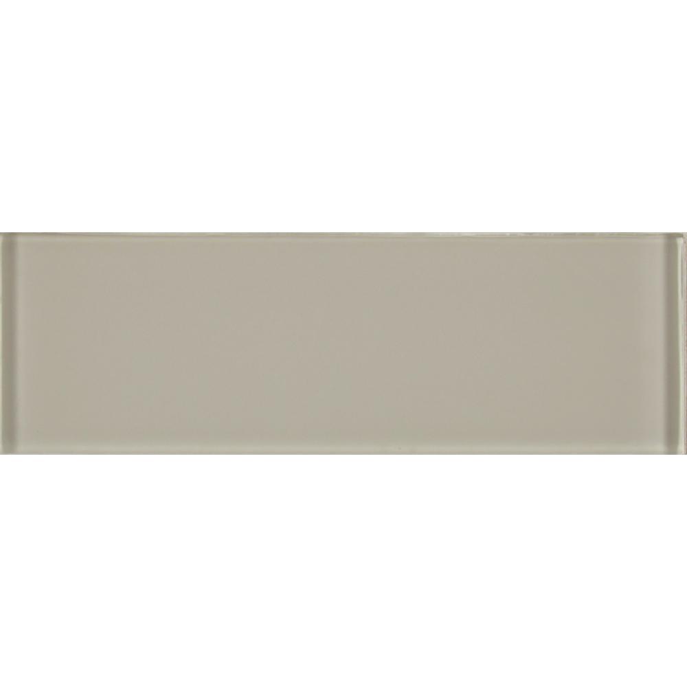 Msi Snow Cap White 3 In X 9 8mm Gl Wall Tile 8 Sq Ft Case