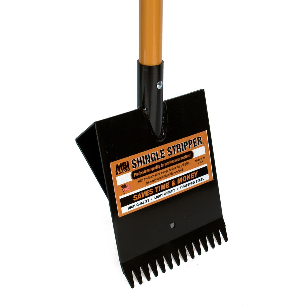 4 Pack by MBI Tools Shingle Stripper