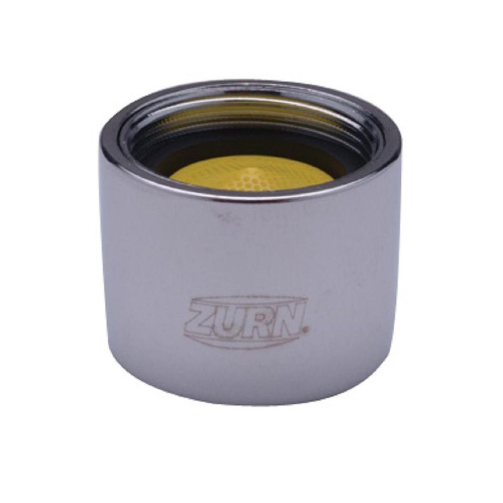 Zurn 1.0 GPM Vandal Resistant Laminar Outlet Aerator by Zurn