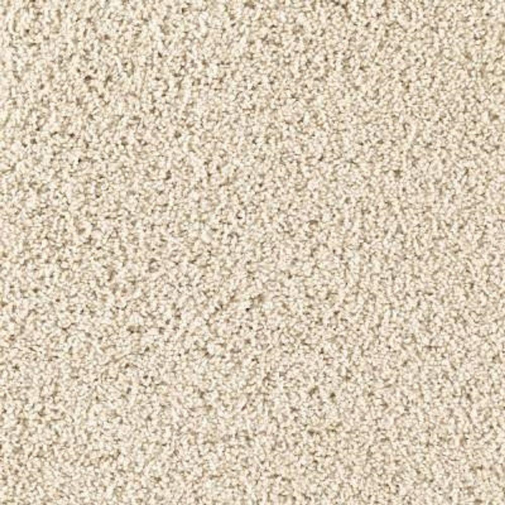 Carpet Sample - Ashcraft II - Color Almond Wash Texture 8