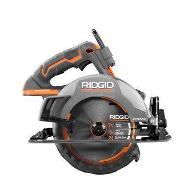 18-Volt OCTANE Brushless Cordless 7-1/4 in. Circular Saw (Tool-Only)