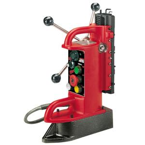 Milwaukee Electro-Magnetic Fixed Position Drill Press Base with 9 inch Drill Travel by Milwaukee