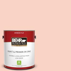Behr Premium Plus 1 Gal 190c 3 Sweet Nectar Hi Gloss Enamel Interior Exterior Paint 840001 The Home Depot