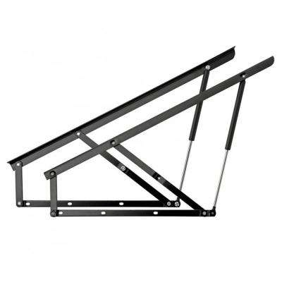 Gas Spring-Assisted 165 lbs. Storage Single Bed Side/End Lift Mechanism