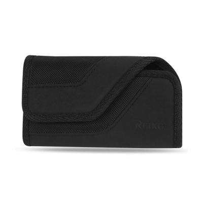Large Horizontal Rugged Holster in Black