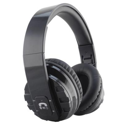 Foldable Bluetooth Headset, Black