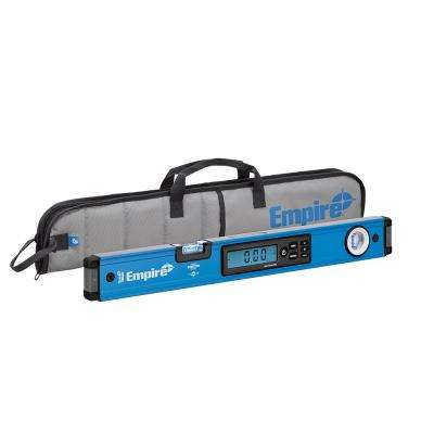 24 in. True Blue Digital Box Level with Case