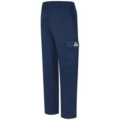 """""""CoolTouch 2 Men's 46 in. x 30 in. Navy Cargo Pocket Pant"""""""