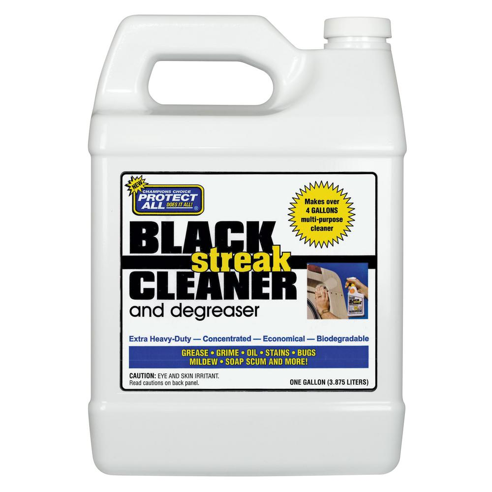 THETFORD 1 Gal  Protect All Black Streak Cleaner and Degreaser