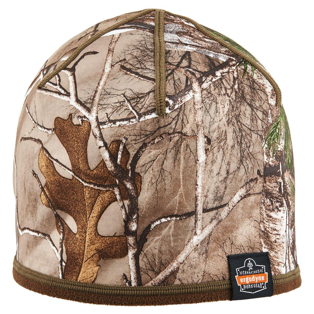 N-Ferno Realtree Camo Reversible Knit Cap-6816RT - The Home Depot 4303306814f1