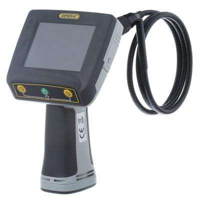 Waterproof Video Inspection System with 8 mm Dia Far-Focus Probe
