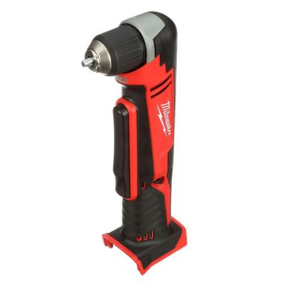 M18 18-Volt Lithium-Ion Cordless 3/8 in. Right-Angle Drill (Tool-Only)