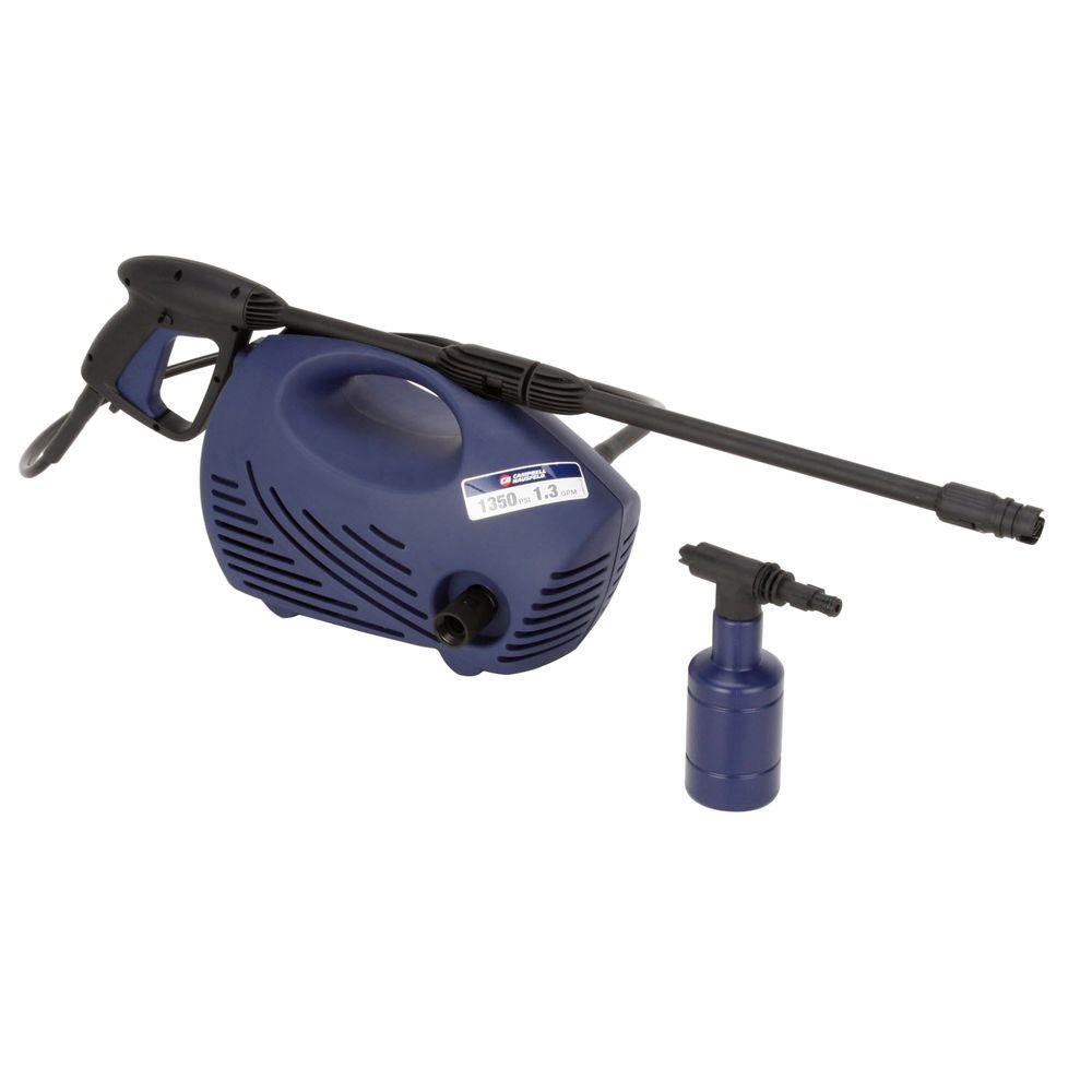 Campbell Hausfeld 1350-PSI 1.3-GPM Electric Pressure Washer