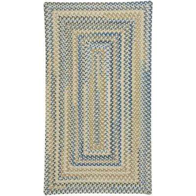 Tooele Light Tan 11 ft. 4 in. x 14 ft. 4 in. Concentric Area Rug