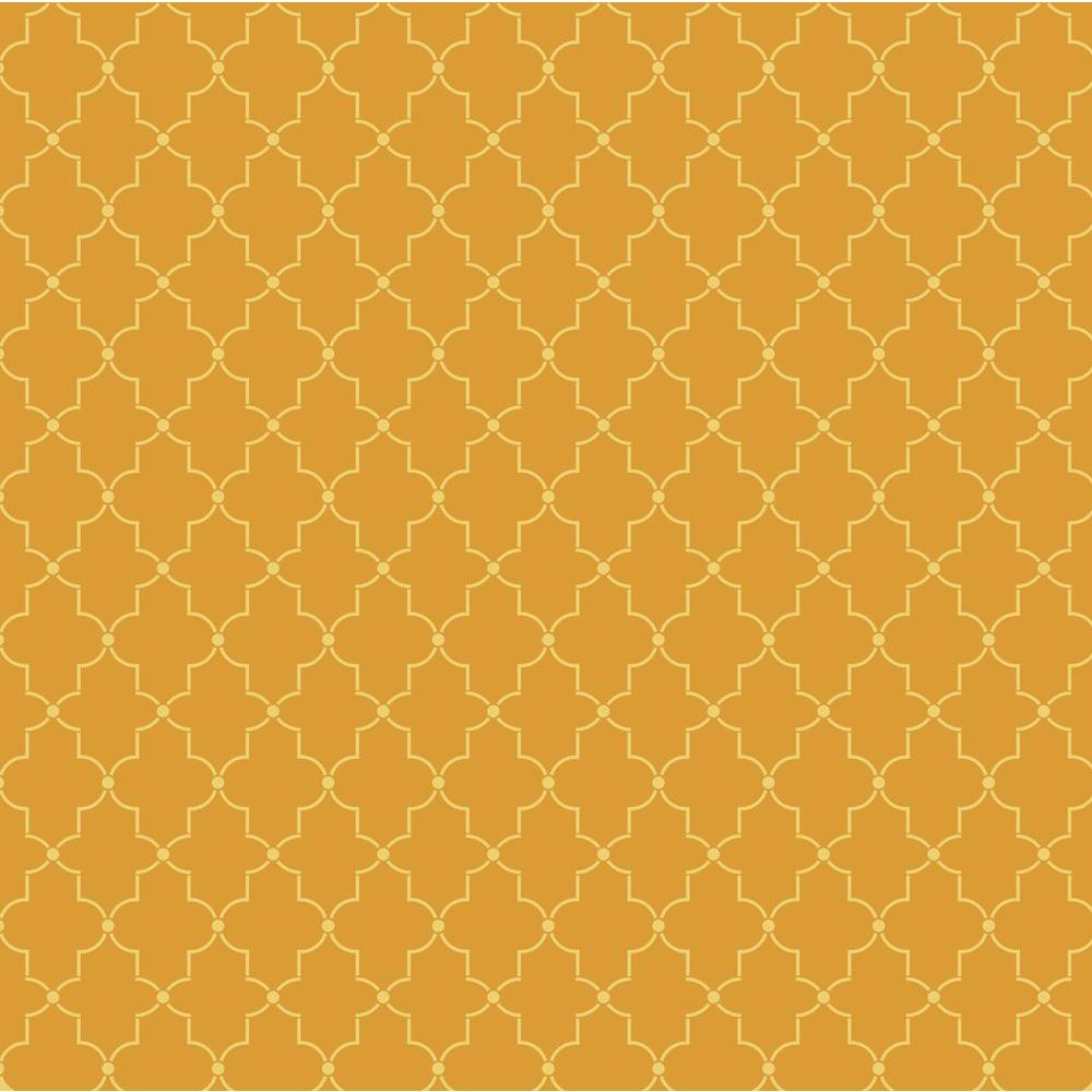 Stencil Ease 45 in. x 45 in. Iron Lattice Wall and Floor Stencil ...
