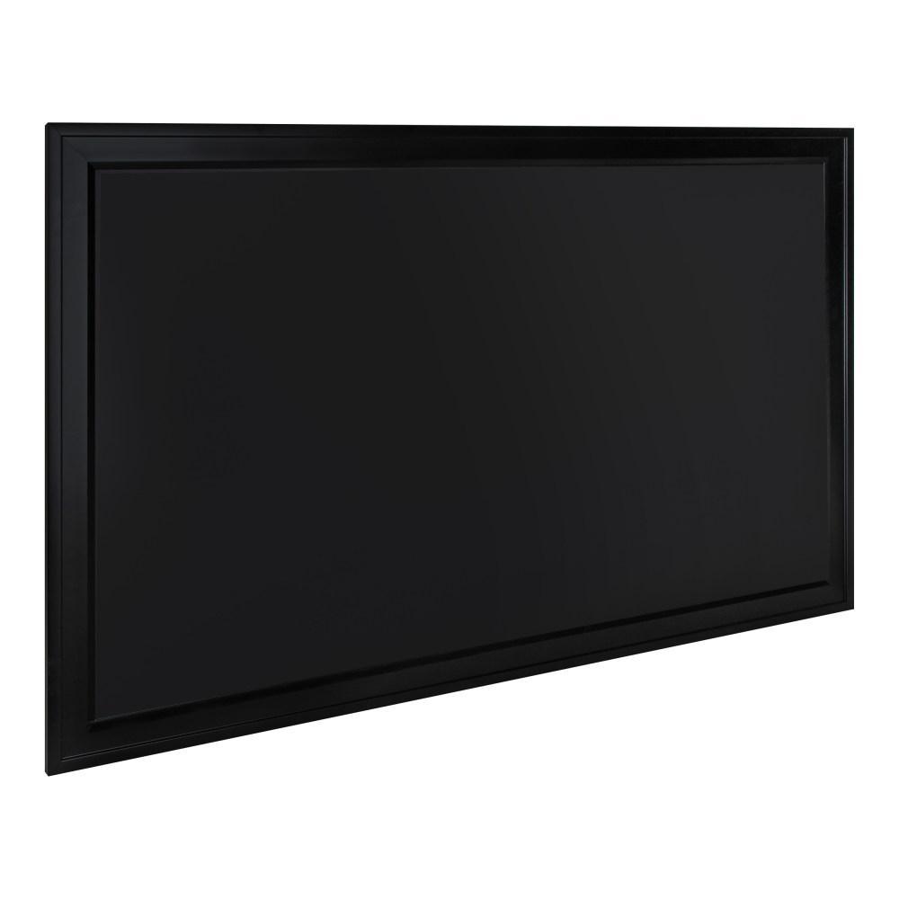 Bosc Black Chalkboard Memo Board