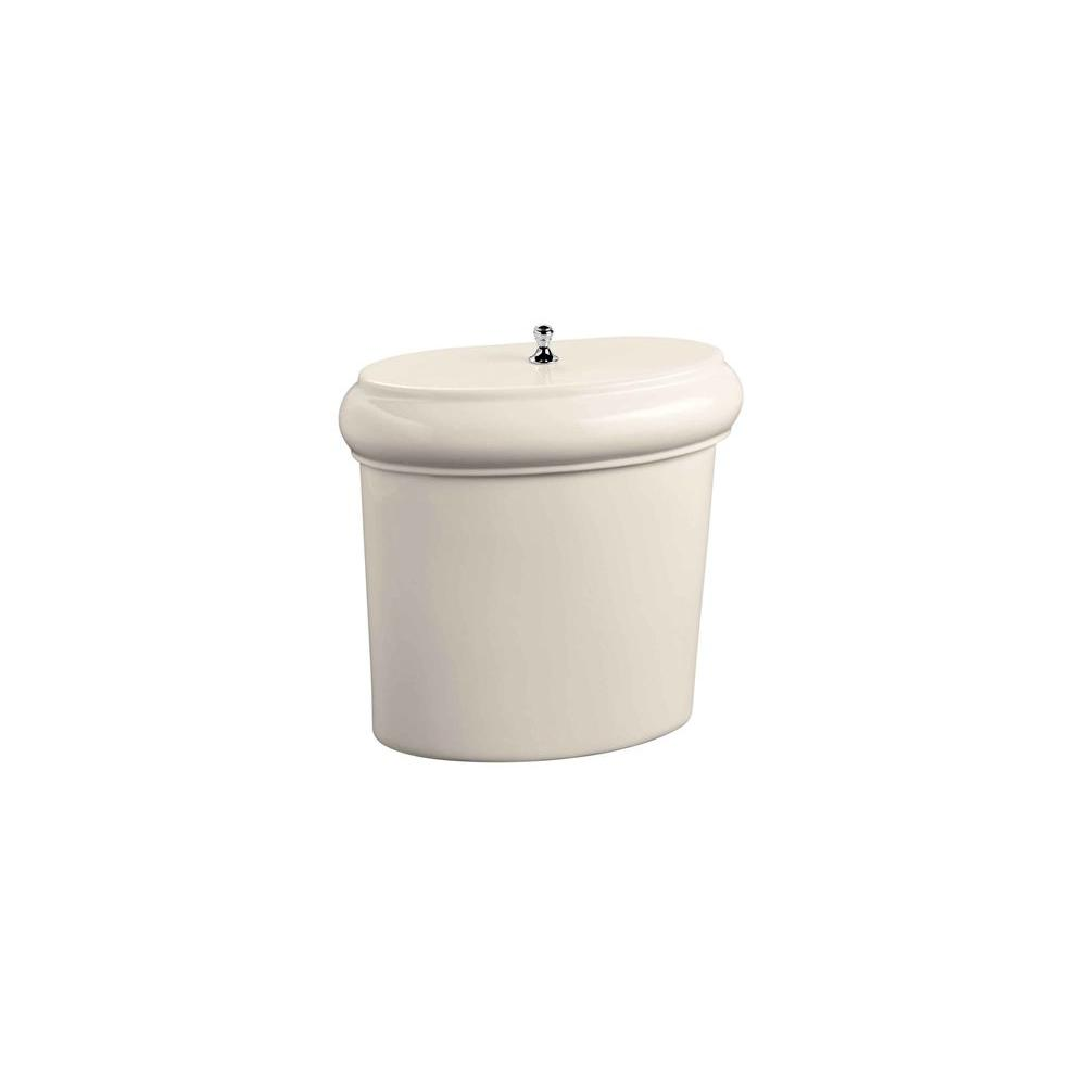 KOHLER Revival 1.6 GPF Toilet Tank Only Less Trim in Innocent Blush