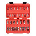 1/4, 3/8 in. Drive Universal Joint Socket Set (33-Piece)