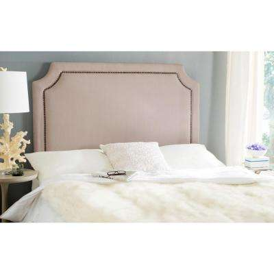 Shayne Taupe Queen Headboard