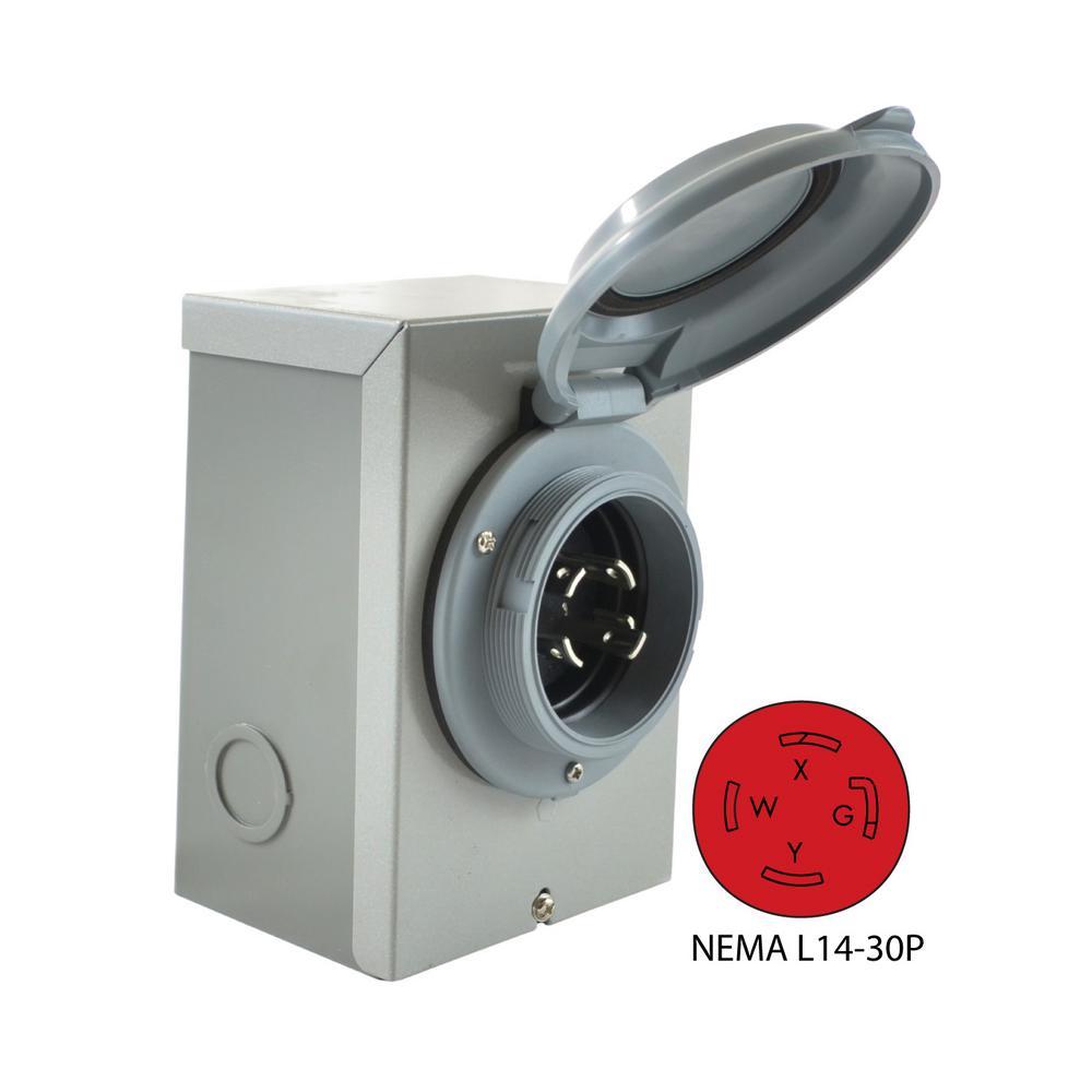 L14 30 Wiring