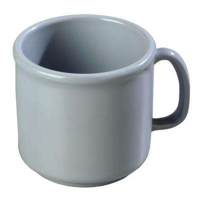 10 oz. SAN Plastic Mug in Ocean Blue (Case of 12)