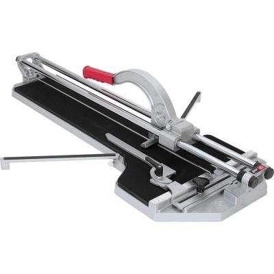 27 in. Rip and 20 in. Diagonal Professional Porcelain Tile Cutter