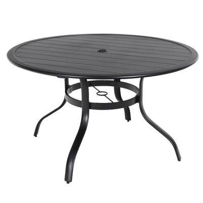 Black Patio Dining Tables