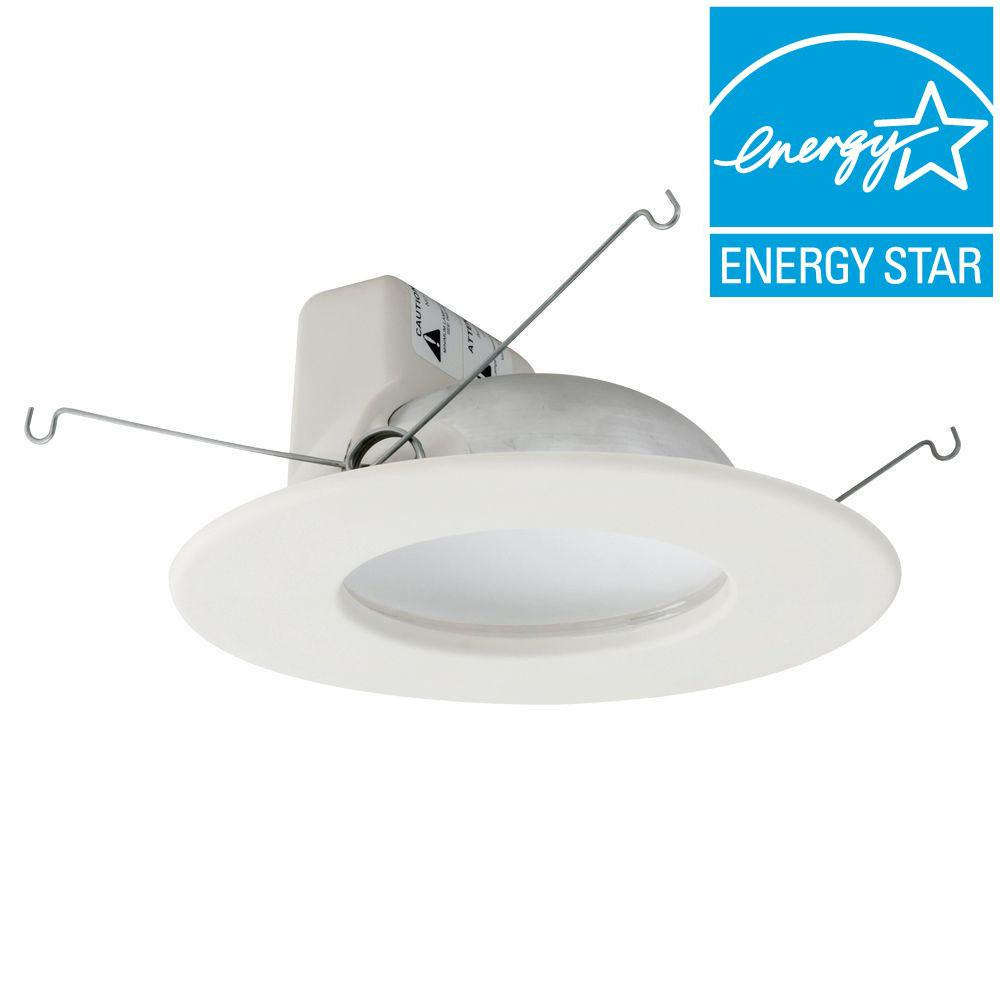 Lighting Science 65W Equivalent Soft White BR30 Dimmable LED Indirect Recessed Downlight Bulb