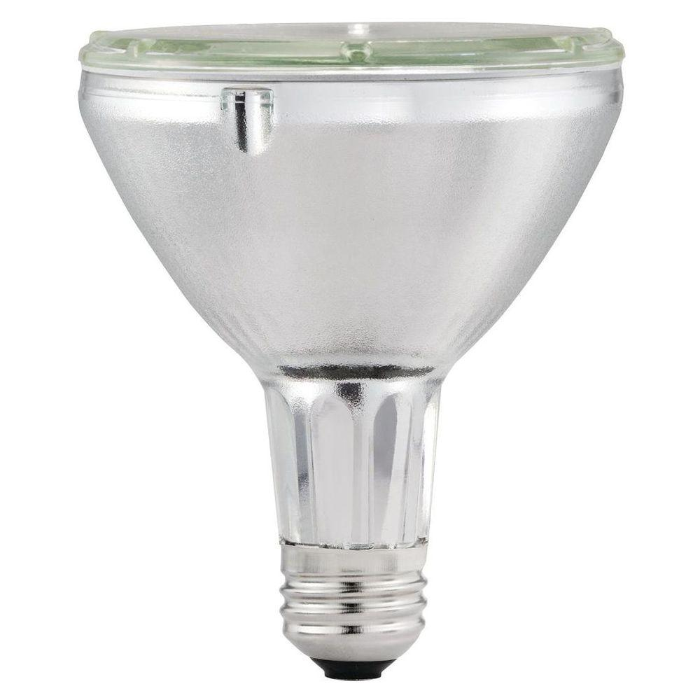 Metal Halide Lights Home Depot: Philips MaterColor 20-Watt PAR30L Ceramic Metal Halide HID