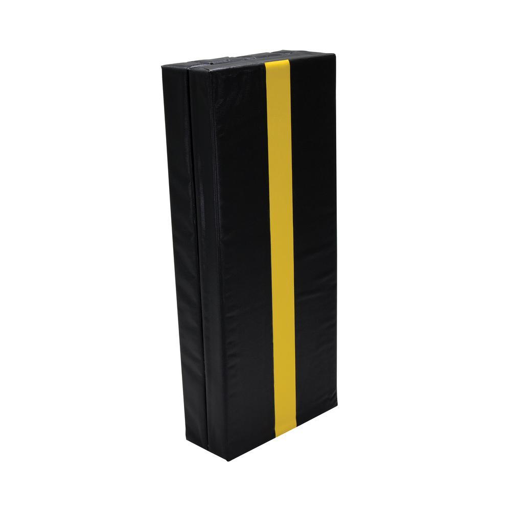 Vestil 3 ft. 7 in. Column Protective Pad I-Beam BK