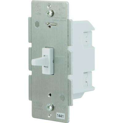 Add-On In-Wall Smart Switch Toggle, White