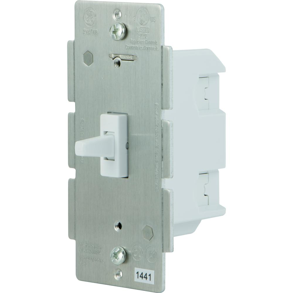 Ge Addon Inwall Smart Switch Toggle White12728 The Home Depot. Ge Addon Inwall Smart Switch Toggle White. Smart. Ge Smart Switch Wiring Multiple At Scoala.co
