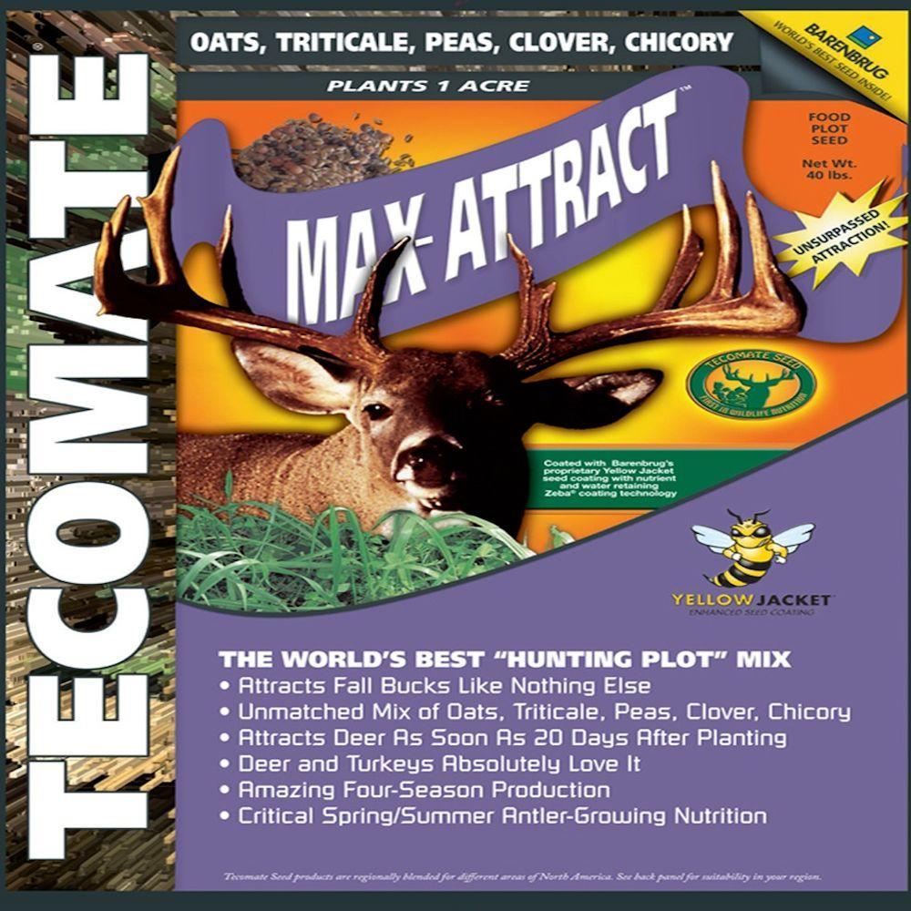 Tecomate 40 lb. Max-Attract Professional Wildlife Seed Mix