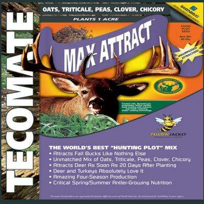 40 lb. Max-Attract Professional Wildlife Seed Mix