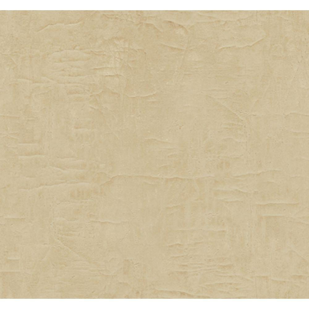 York Wallcoverings 60.75 sq. ft. Cracked Plaster Texture Wallpaper